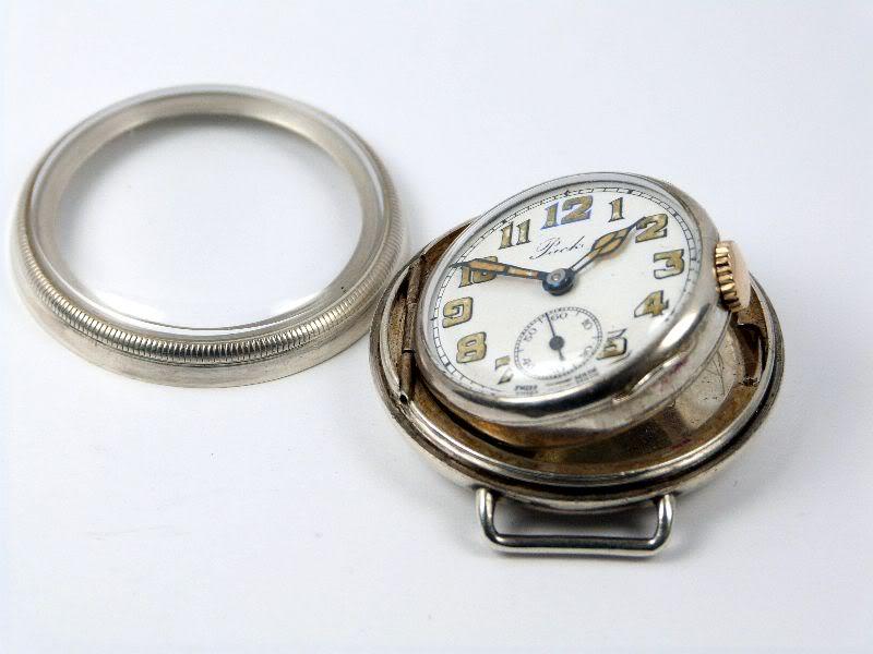 hermetic watch
